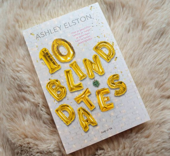 Recensie: 10 blind dates – Ashley Elston