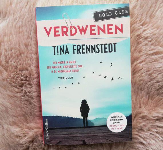Recensie: Verdwenen – Tina Frennstedt
