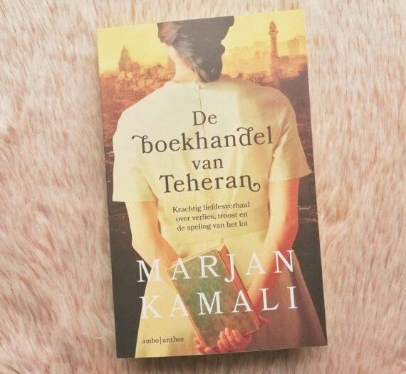 Recensie: De boekhandel van Teheran – Marjan Kamali