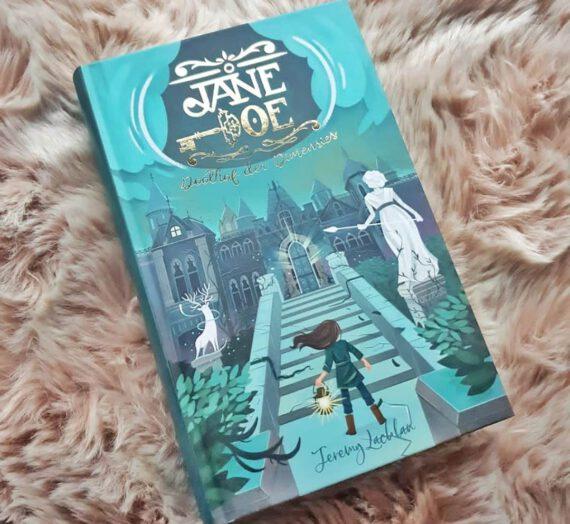 Recensie: Jane Doe Doolhof der dimensies – Jeremy Lachlan