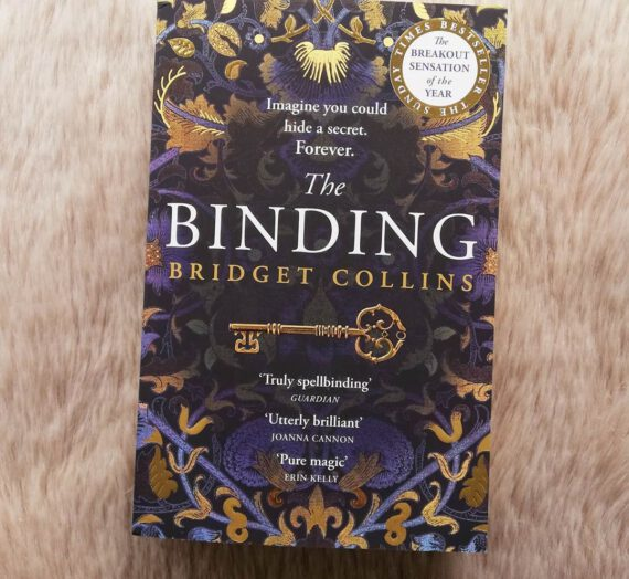 Recensie: The Binding – Bridget Collins