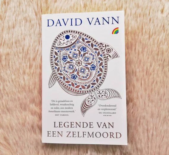 Recensie: Legende van een Zelfmoord – David Vann