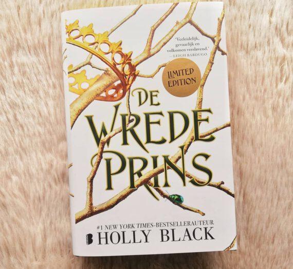 Recensie: De Wrede Prins – Holly Black