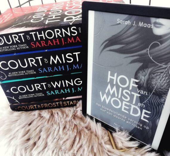 Recensie: Hof van Mist en Woede – Sarah J Maas