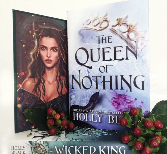 Recensie: The Queen of nothing – Holly Black