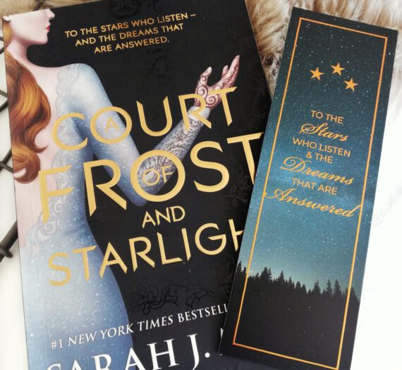Recensie: A Court of Frost and Starlight – Sarah J Maas