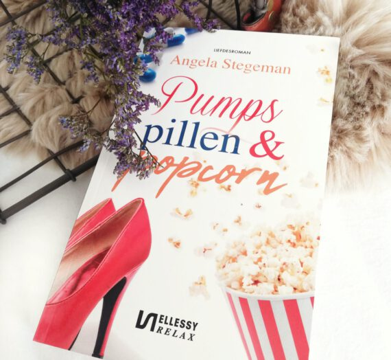 Recensie: Pumps, pillen & popcorn – Angela Stegeman