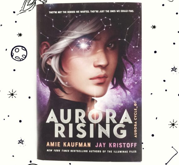Recensie: Aurora Rising – Amie Kaufman & Jay Kristoff