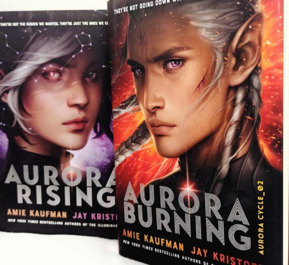 Recensie: Aurora Burning – Amie Kaufman & Jay Kristoff