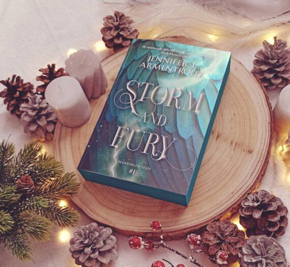 Recensie: Storm&Fury – Jennifer L Armentrout